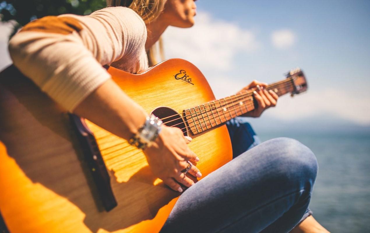 שיעורי מוזיקה בהרצליה, שיעורי גיטרה בהרצליה